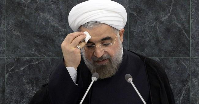 Iran Stiffs Obama