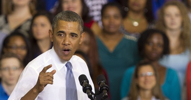 Obama Doctrine Makes America Weak