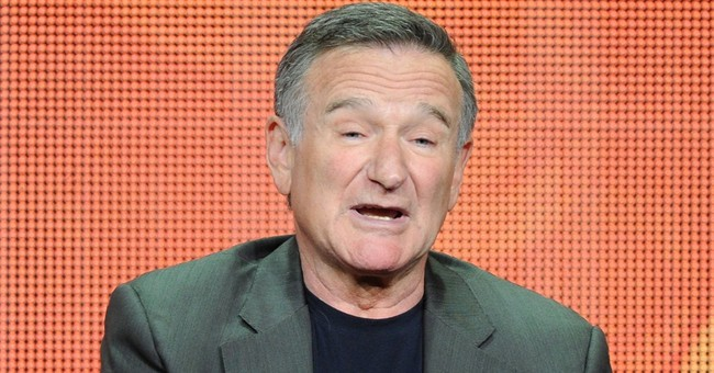 Overdoing the Death of Robin Williams