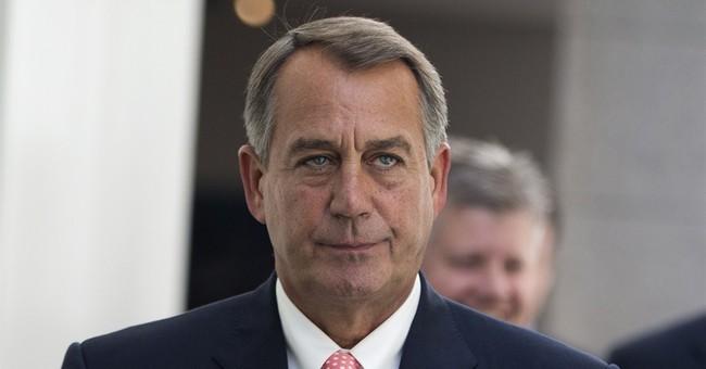 Shutdown Showdown: Late Night With Boehner and Reid