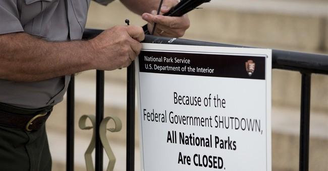 Park Service Director Cries Terrorism on Shutting Down Veteran Memorials