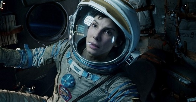"If You Do Nothing Else This Weekend, See ""Gravity"""