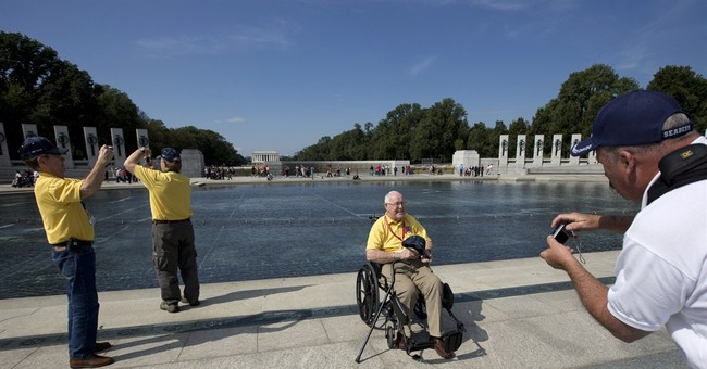 White House Plays Politics With WWII Heroes