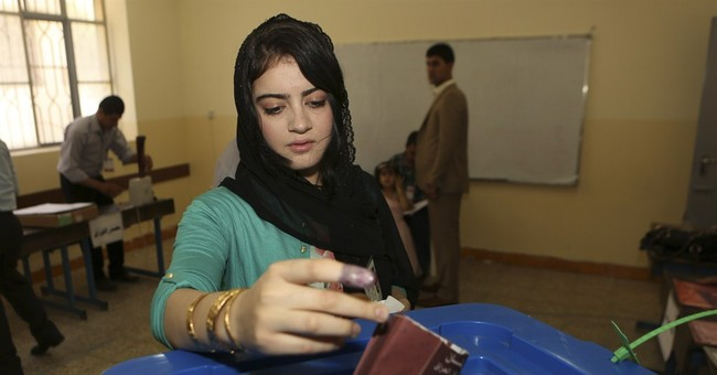 A Rising Opportunity for Secular, Western Democracy in Iraq
