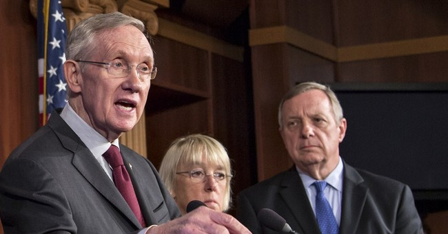 Debt Ceiling Fight Starts in the Senate