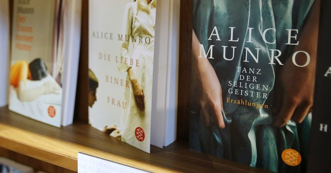 And The Winner Is ... Alice Munro!