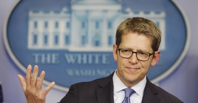 Jay Carney Isn't Sure If People Who Have Signed Up For Obamacare Will Actually Be Covered on January 1
