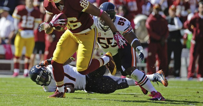 DC City Council Passed a Resolution to Urge Redskins to Change their Name