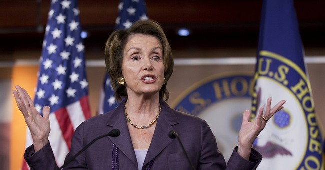 Shocking: Pelosi says Obama is a President of 'Great Vision'