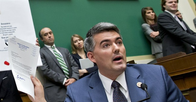 Democrat Senate Panic: Gardner Makes A Total Of 14 Democratic Seats Vulnerable