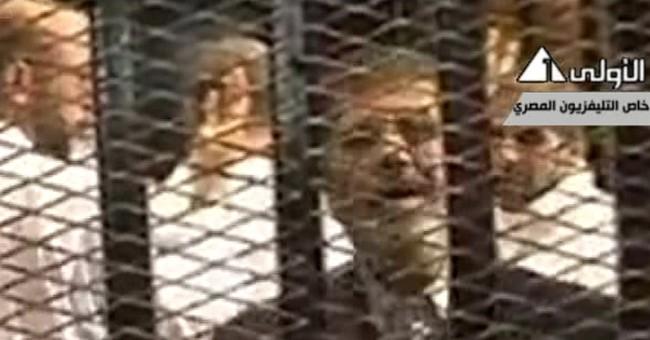 "Morsi: I'm Still the ""Legitimate"" Leader of Egypt"