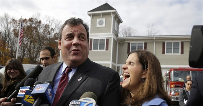 BREAKING: Chris Christie Declared Winner in New Jersey; UPDATE: McAuliffe Wins in Virginia
