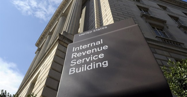 (More) Politics at the IRS