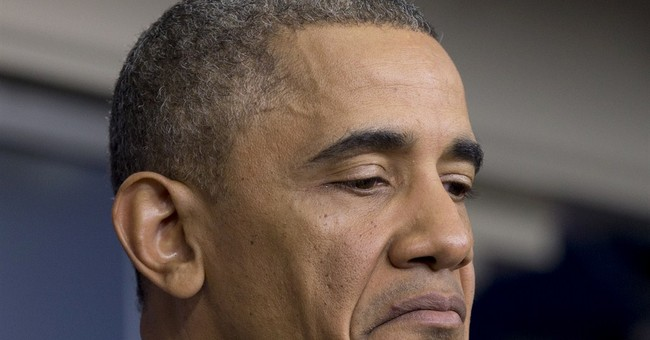Pathetic Dreamer: Obama's Doublespeak Are Lies Meant to Fool Himself