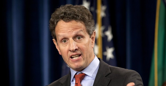 WSJ Book Review: 'Stress Test' by Timothy F. Geithner