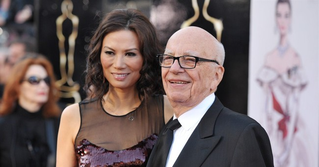 NYT Gives Rupert Murdoch Dating Advice