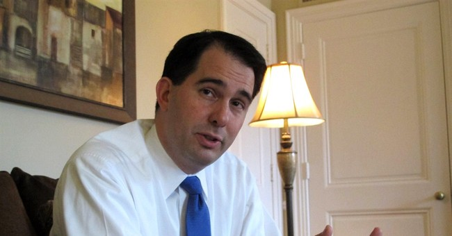 "Scott Walker: Divided Government ""Not Necessarily A Good Thing"""