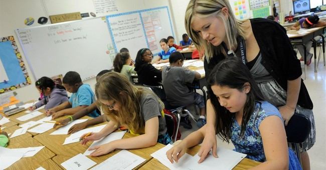Principal Tells Seventh Grade Teacher Her Students are 'Not Allowed to Fail'