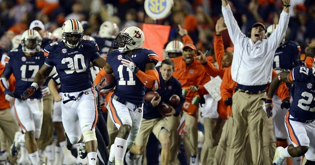 Alabama v. Auburn: A Metaphor for Life