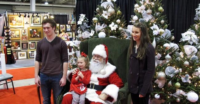 Slate Writer Decides Santa Claus Should Be a Penguin