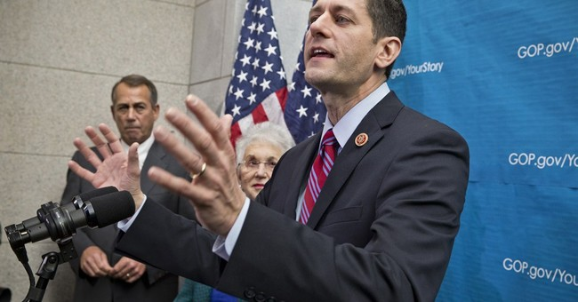 Ryan Saves GOP from Itself