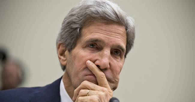 John Kerry's Wrongheaded Priority
