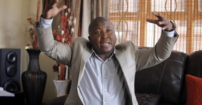 Fake Mandela Sign Language Interpreter Accused of Murder