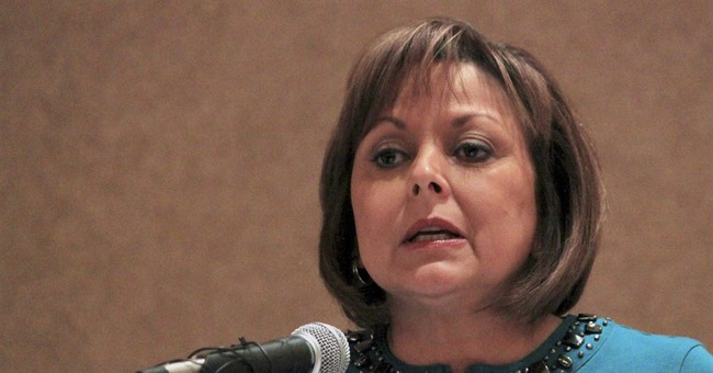 Remember This? New Mexico Gov. Denied Haircut Due to Gay Marriage Stance