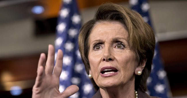 "Pelosi to Reporter: Um, Don't Call it ""Obamacare"""