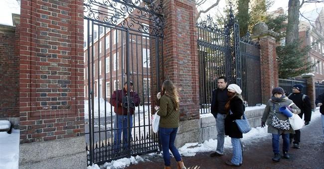 Check Your Privilege at the Door—Harvard's New Orientation Requirement