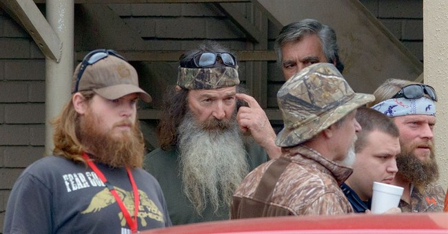 Phil Robertson Honored at Alma Mater; Faculty Walk Out
