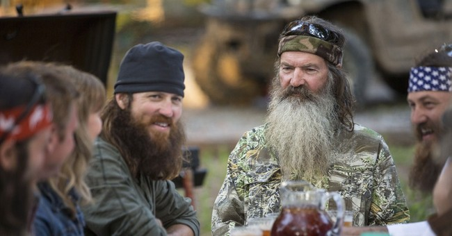 A Duck Dynasty Checklist