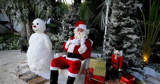 The Evolution of Santa's Sleigh