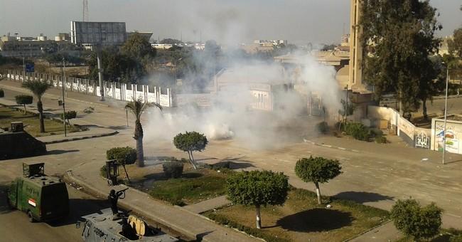 Egypt Cracks Down on Muslim Brotherhood