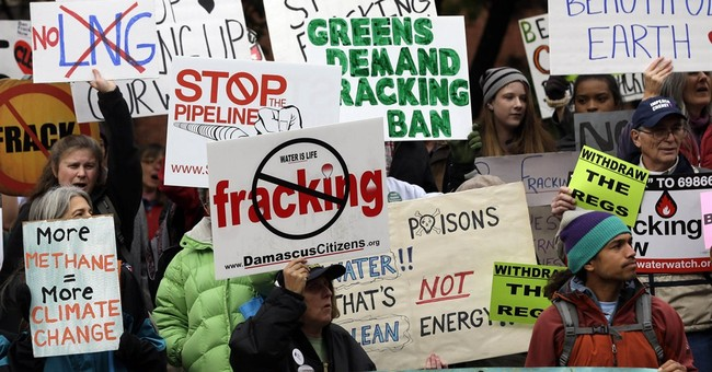 Environmentalists Target Fracking