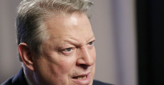 Hypocrisy Alert: Oil Rich Al Gore Smears Koch Brothers Over Keystone Pipeline