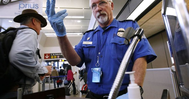 The Folly of Arming Airport Screeners