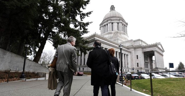 The Inbred Corruption of Washington