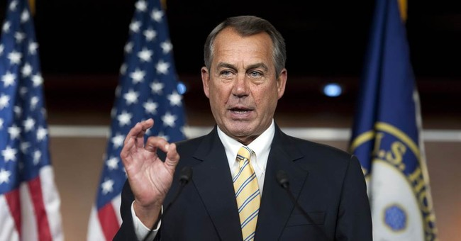 Boehner: We Will Not Hold a Vote on the Senate Immigration Bill