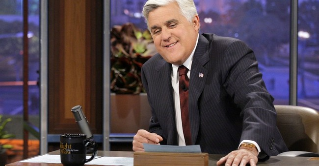 Leno: It's Easier to Sign Up for Al Qaeda Than Obamacare