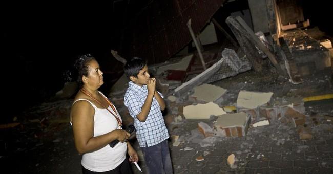 New quake shakes Nicaragua; nation on alert