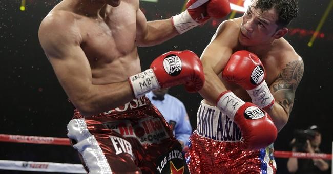 Vargas edges Allakhverdiev for 140-pound title
