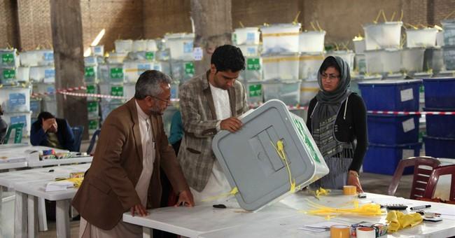 Abdullah's lead grows in new Afghan vote results