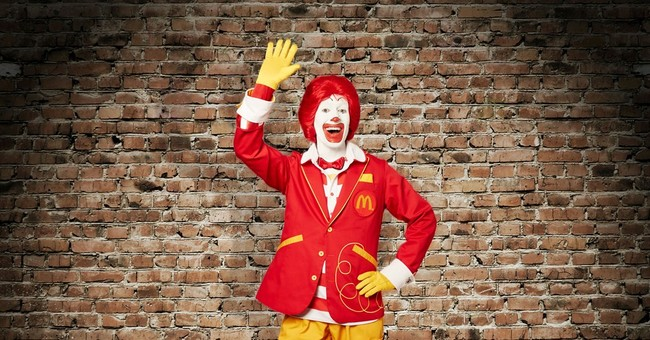 Ronald McDonald takes to Twitter, gets makeover