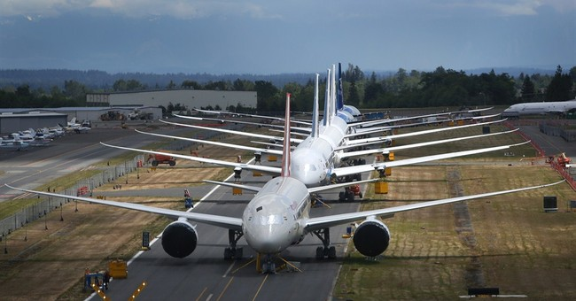 Faster production brings Boeing $965M 1Q profit