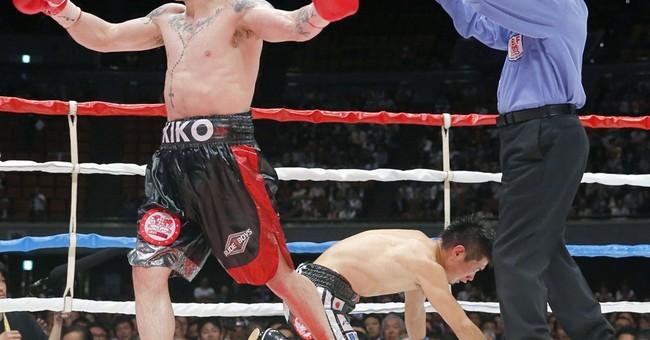 Yamanaka defends WBC bantamweight title with TKO