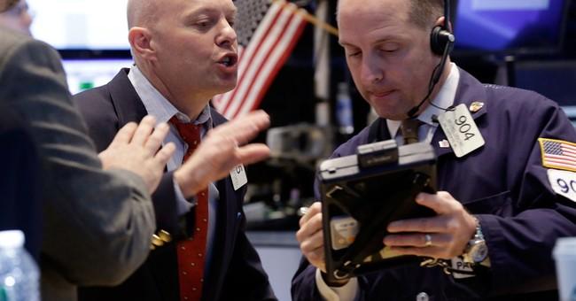 Stocks drop sharply; Amazon, tech shares drop