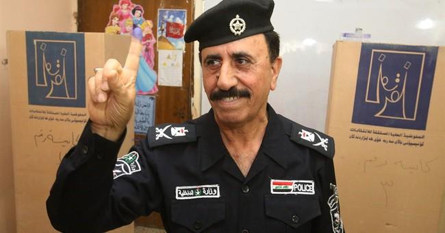Violence kills nearly 50 in Iraq ahead of key vote