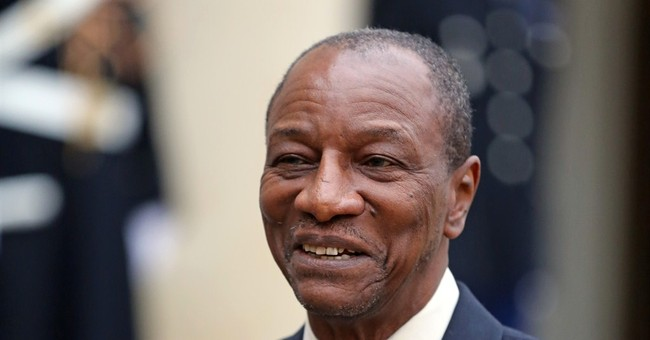 Guinea leader: No wrongdoing by Brazil mining firm
