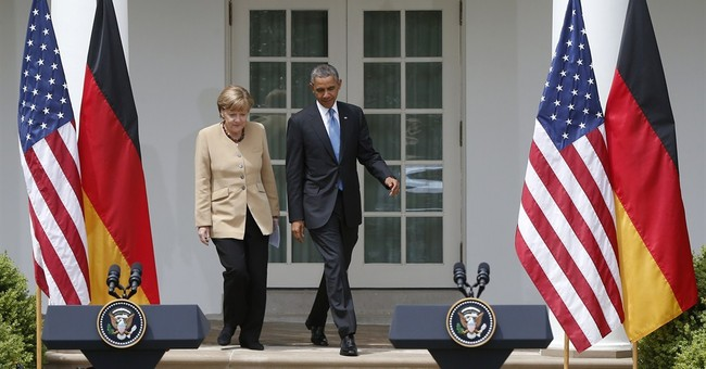 Obama: US, Germany 'not perfectly aligned' on NSA